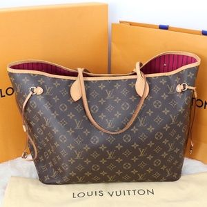 🦄✨OFFERS!!!✨🦄Monogram Neverfull GM Handbag…